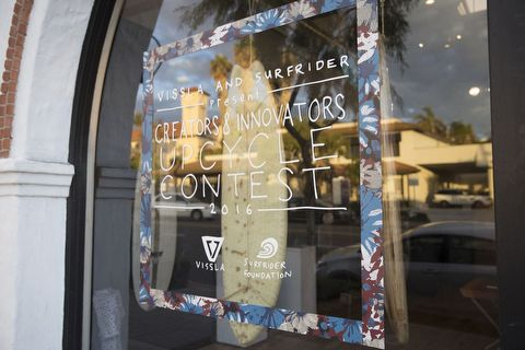 Creators & Innovators 2016 - Upcycling competition presented by the visionary's at Vissla